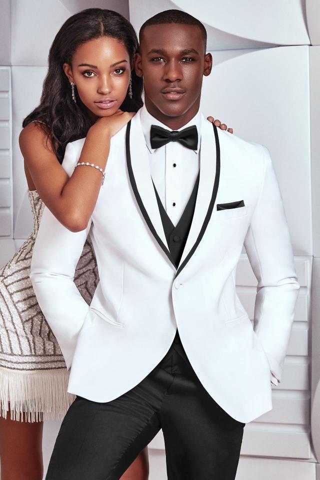 Tuxedo rentals wedding tuxedos toledo atlas bridal shop wedding tuxedo white ike behar waverly 751 1 junglespirit Image collections