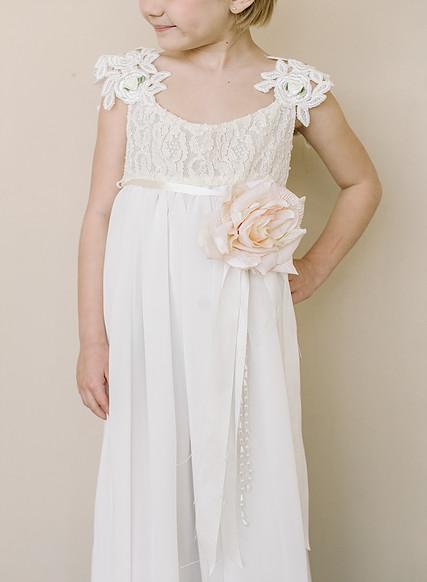 Flower girl dresses flower girl gown toledo atlas for Wedding dresses toledo ohio
