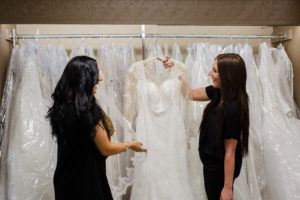 wedding dresses, atlas bridal shop, Toledo