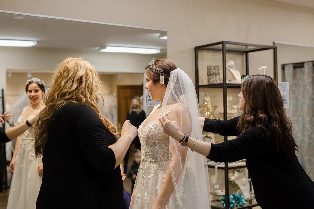atlas bridal shop, bridal appointment, premiere appointment
